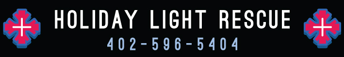 Holiday Light Rescue Logo